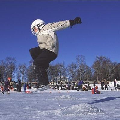 Foto: Tommy Andersson,  © Copy: Östersund Turist & Kongress, Besök Vinterparken