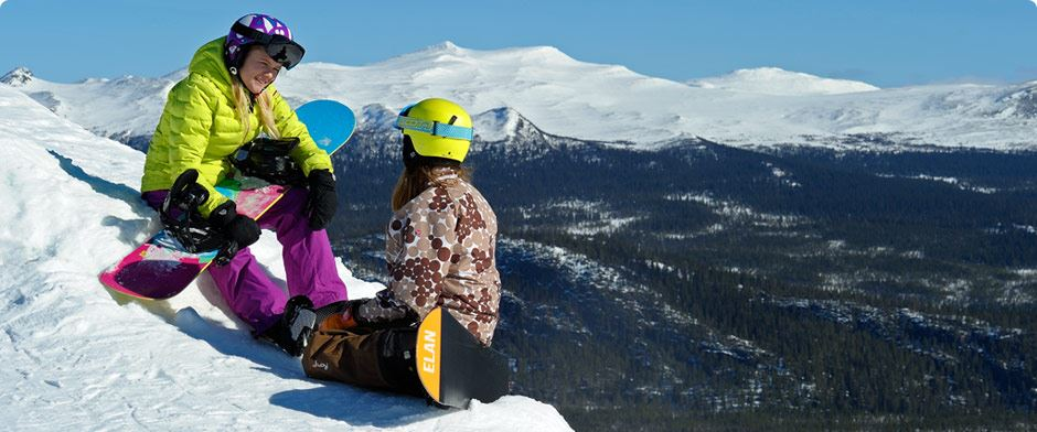 n) Ungdom Snowboard Level 3 (goda åkare)