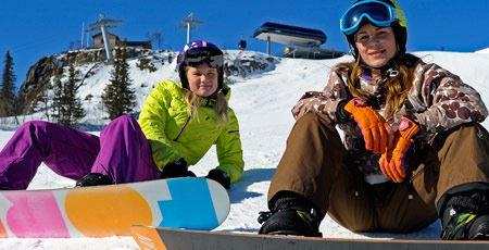 l) Ungdom Snowboard Level 1 (nybörjare)