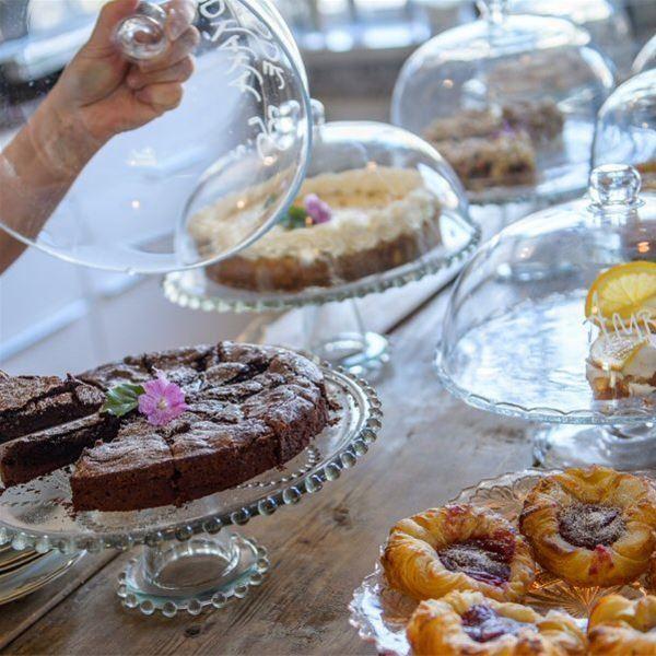Klassisk Afternoon Tea på Café Wahlman
