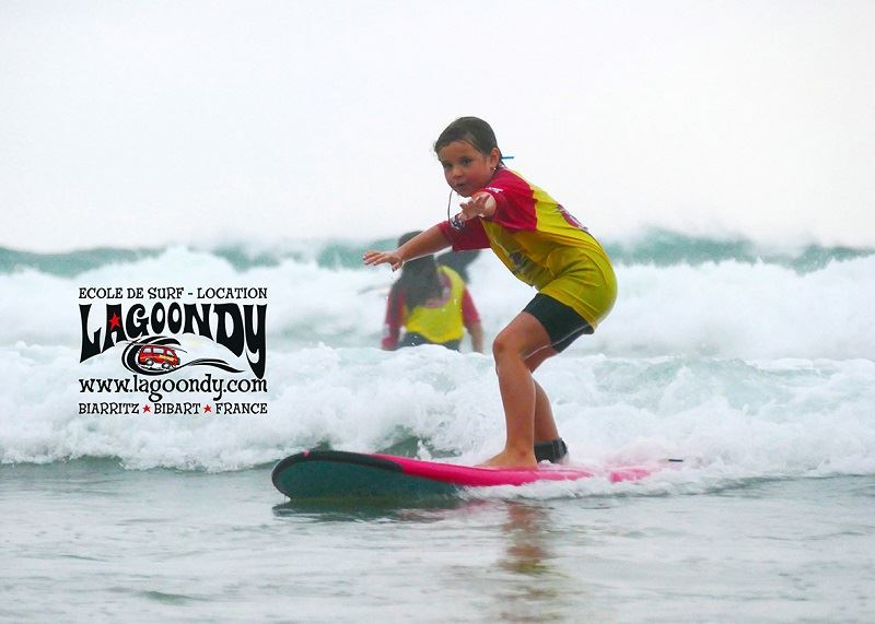 Lagoondy Surf School, Côte des Basques beach, Biarritz