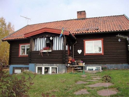 Vasaloppet Sommar. Privat hus M255 Vasslarängsvägen, Färnäs