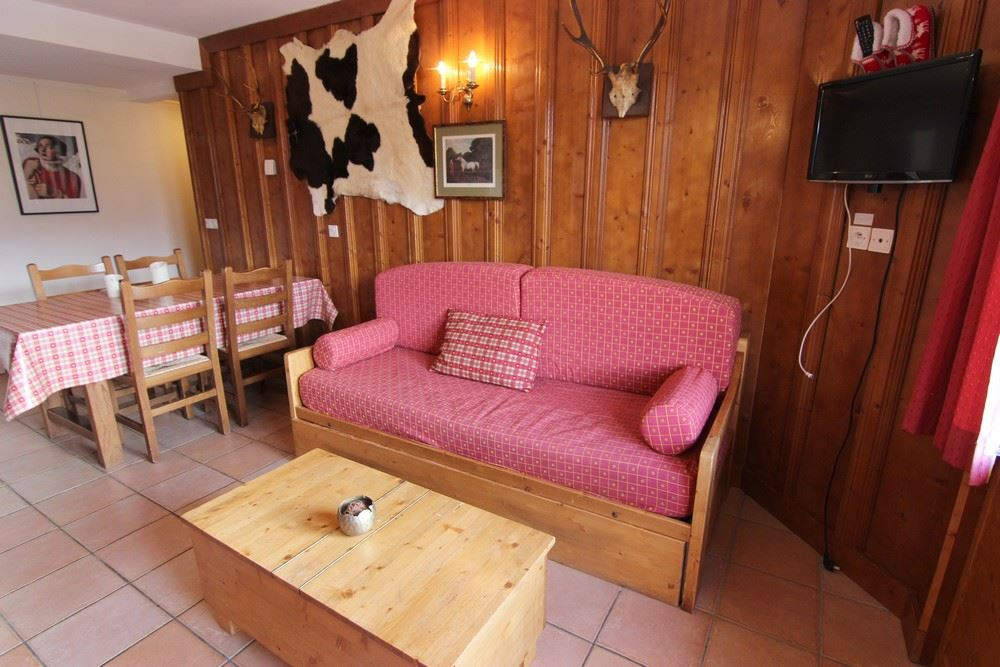 CHALET 6 LES BALCONS 630 / 3 rooms 6 people