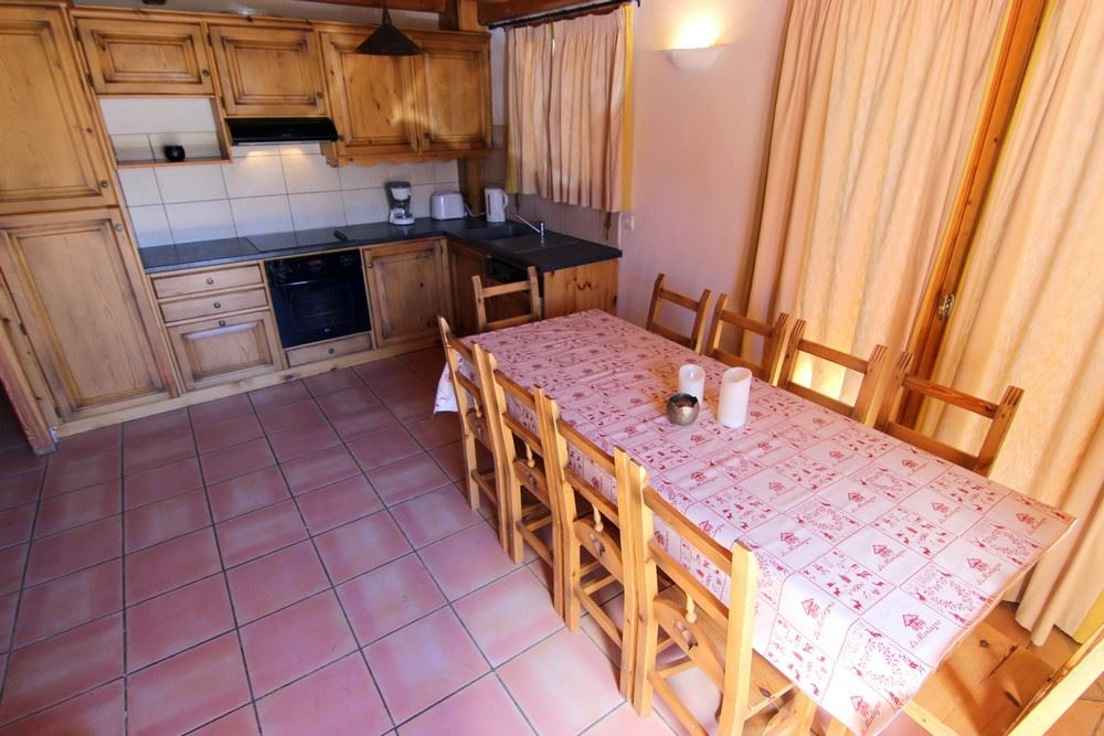 BOUQUETIN 4 / 5 rooms 8 people