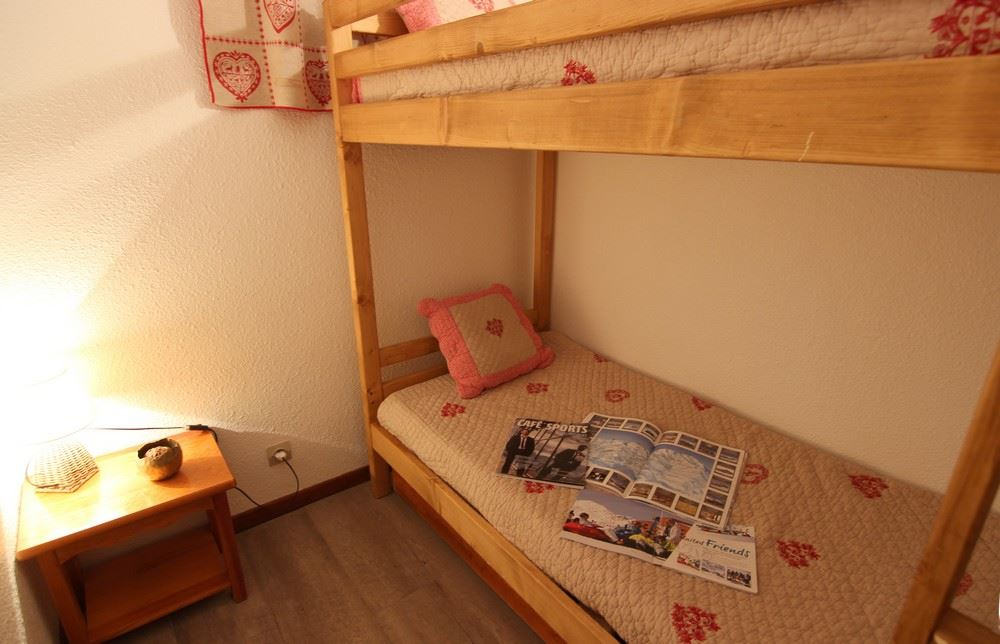 BEAU SOLEIL 3 / 3 ROOMS 6 PEOPLE - 2 SILVER SNOWFLAKES - VTI
