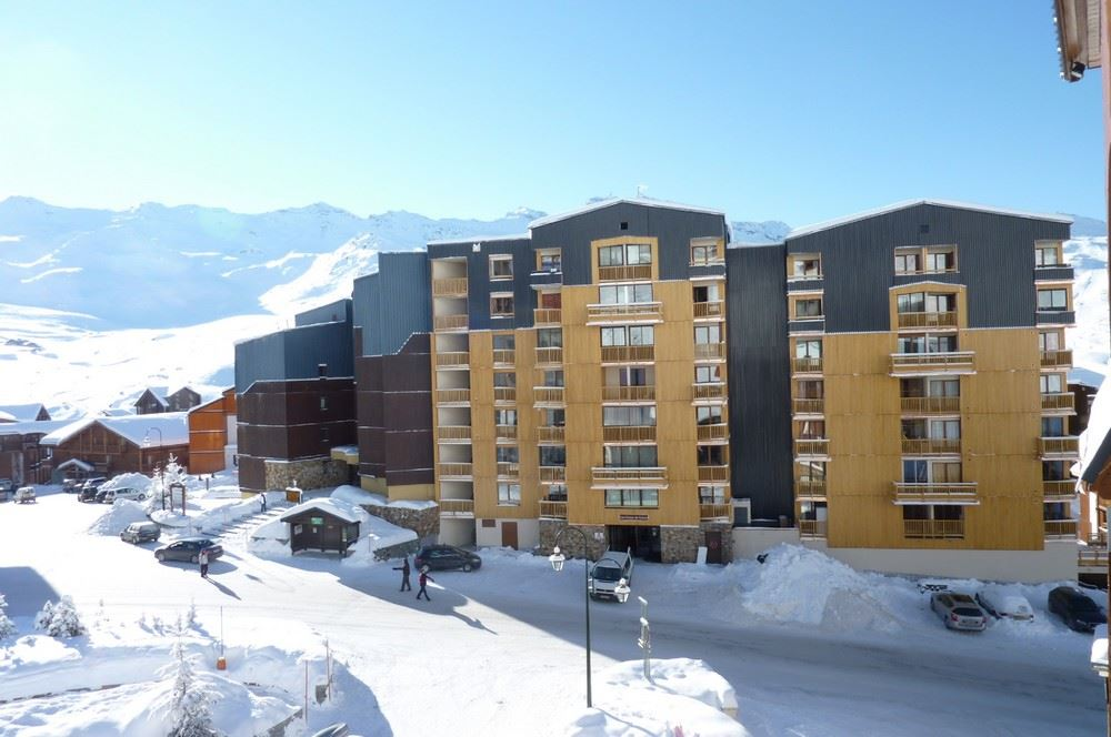 CIMES DE CARON 1003 / 2 ROOMS 4 PERSONS - 2 BRONZE SNOWFLAKES - VTI