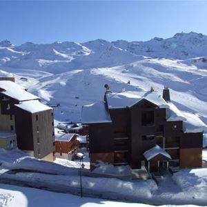 CIMES DE CARON 2106 / STUDIO 3 PERSONS - 2 SILVER SNOWFLAKES - VTI