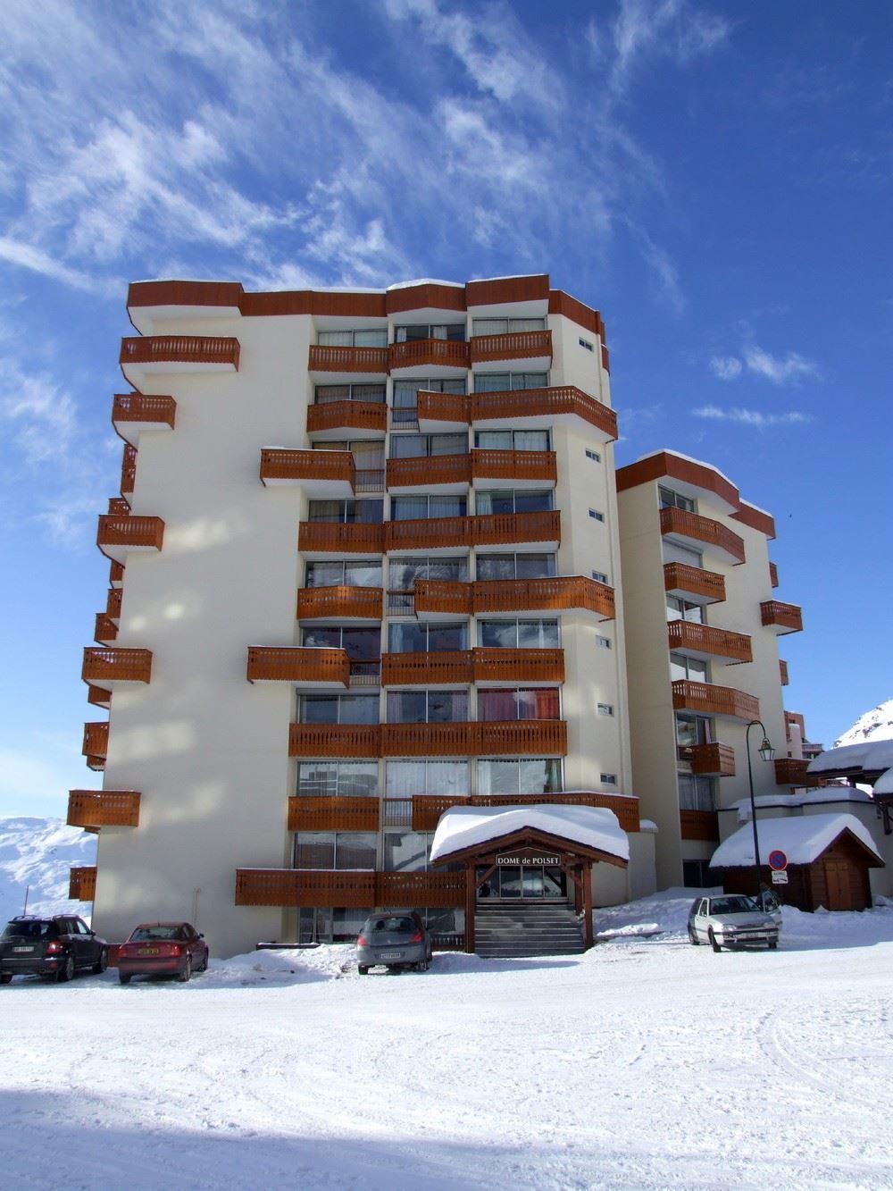 DOME DE POLSET 309 / STUDIO 3 PEOPLE COMFORT - 1 SNOW FLAKE BRONZE - VTI