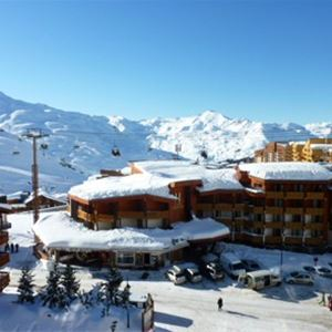HAUTS DE VANOISE 206 / STUDIO 2 PERSONS - 2 SILVER SNOWFLAKES - VTI