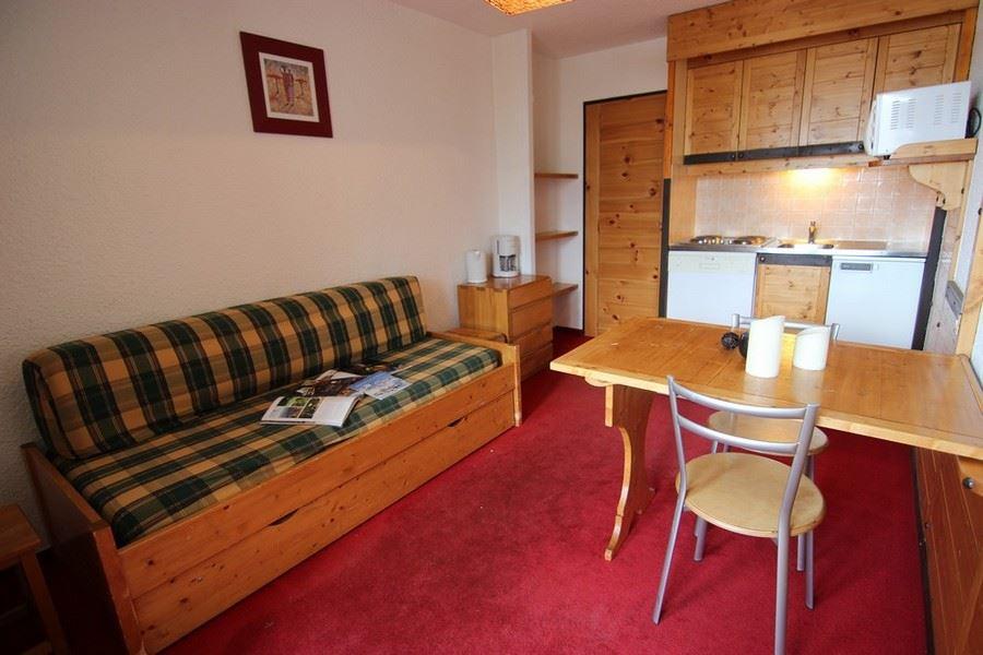HAUTS DE VANOISE 408 / 1 room 2 people