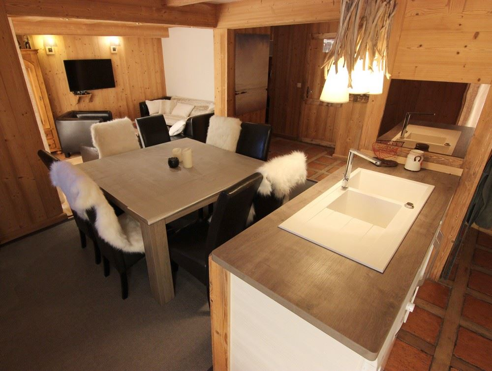PECLET 12 / APARTMENT 4 ROOMS 8 PERSONS - 3 GOLD SNOWFLAKES – VTI