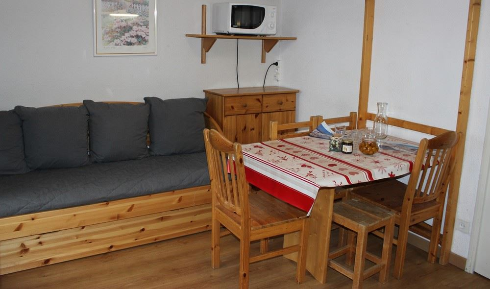 REINE BLANCHE 21 / 2 ROOMS 4 PEOPLE COMFORT
