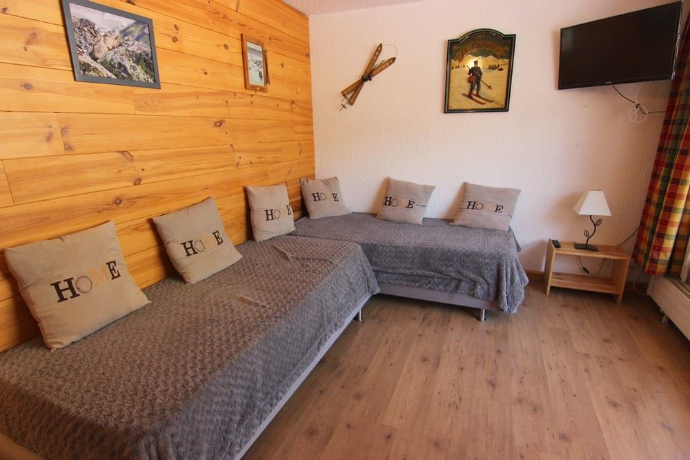 TROIS VALLEES 601 / STUDIO 2 PEOPLE GRAND COMFORT
