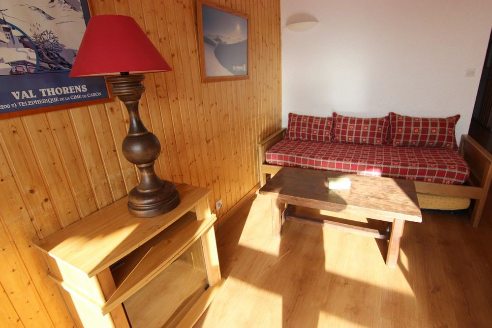 TROIS VALLEES 905 / 2 ROOMS 6 PEOPLE COMFORT