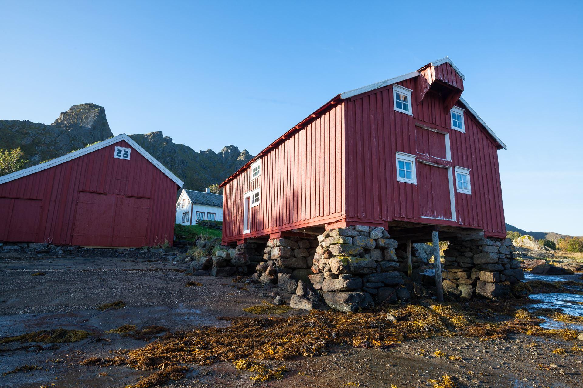 © Kjell Ove Storvik/Lofotr Vikingmuseum, Vestvågøy Museum, Skaftnes