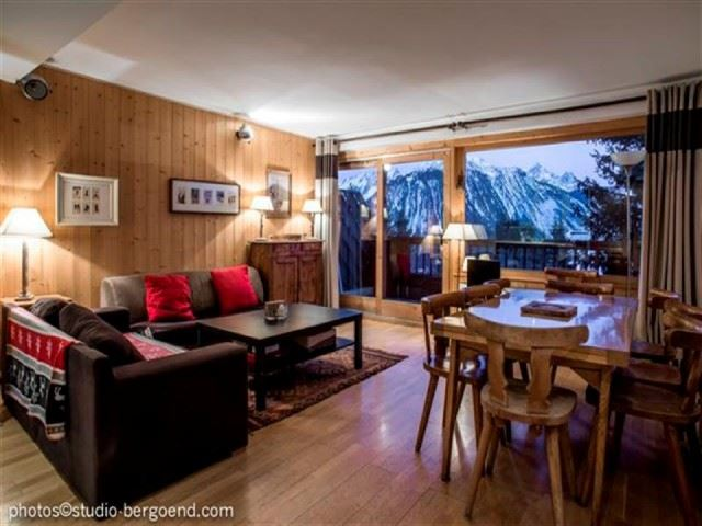 Residence Vanoise - 4 rooms 8 people