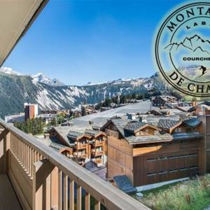 3 rooms 5 people ski-in ski-out / FORET DU PRAZ 616 (mountain of charm)
