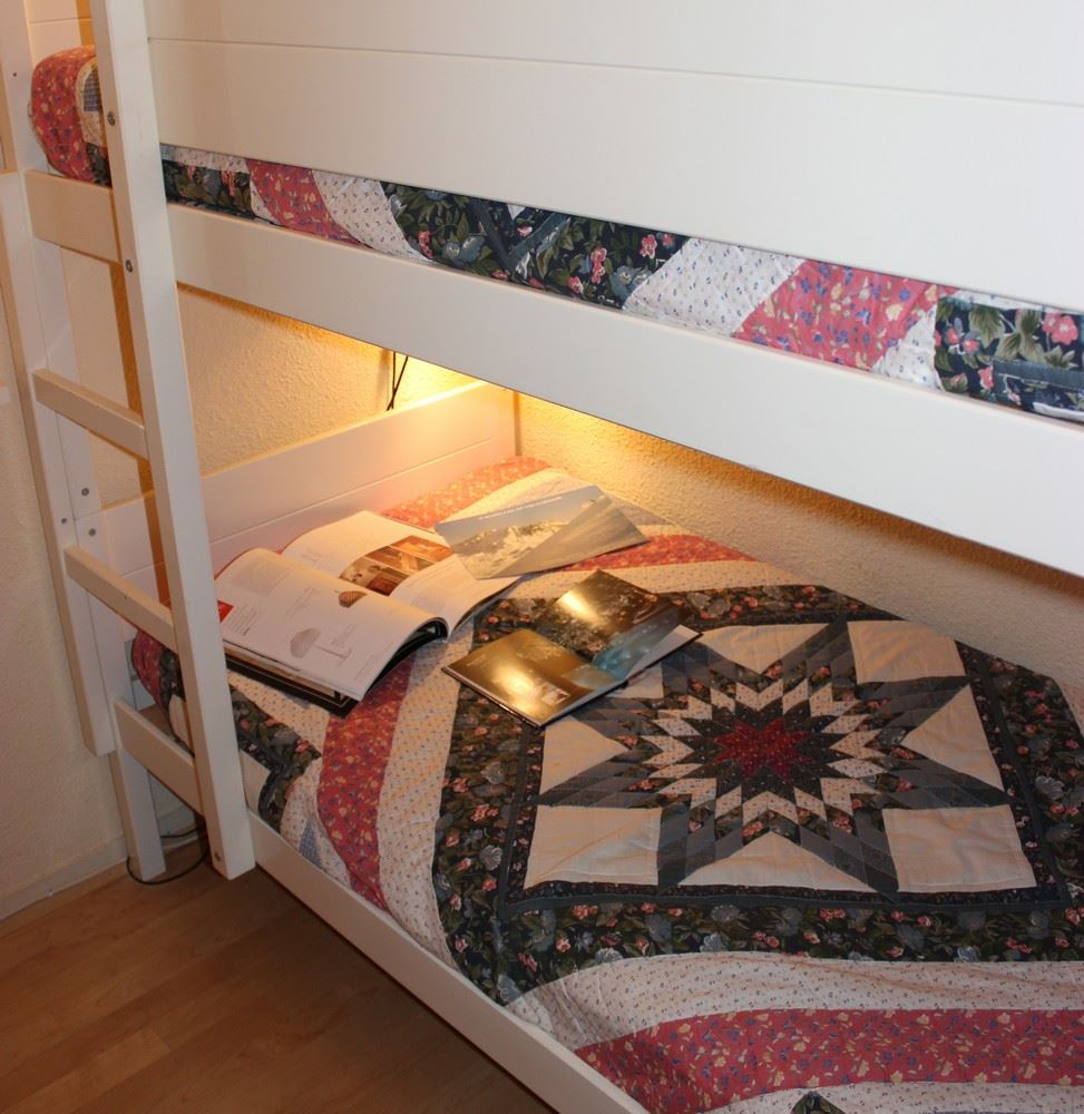 REINE BLANCHE 58 / 2 ROOMS CABIN 4 PERSONS - 2 BRONZE SNOWFLAKES - VTI