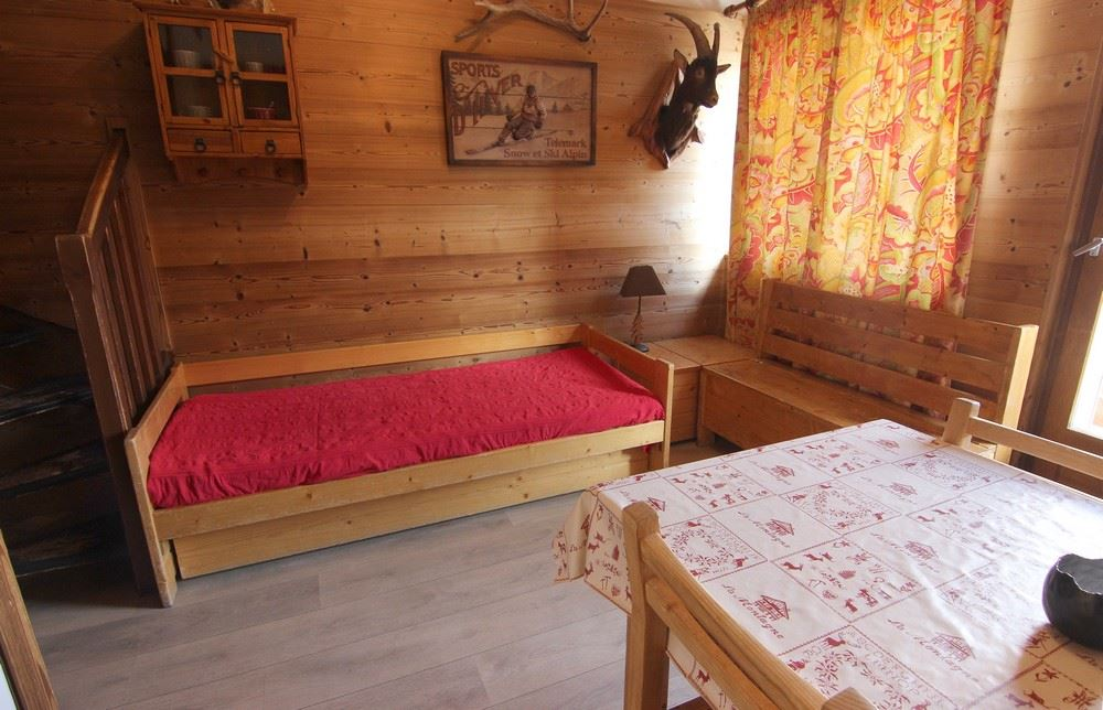 REINE BLANCHE 100 / APARTMENT 2 ROOMS MEZZANINE 6 PERSONS - 1 SILVER SNOWFLAKE - VTI