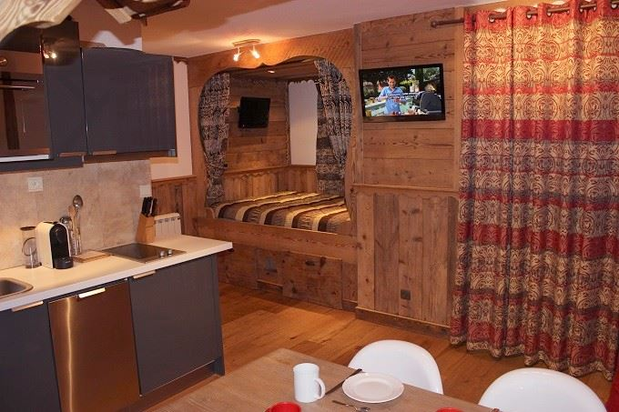 REINE BLANCHE 109 / 2 rooms 4 people