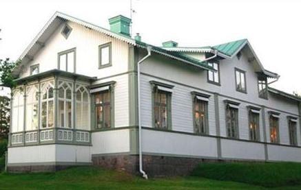 Inspirerande konferens på vackra Björkede Herrgård i Delsbo