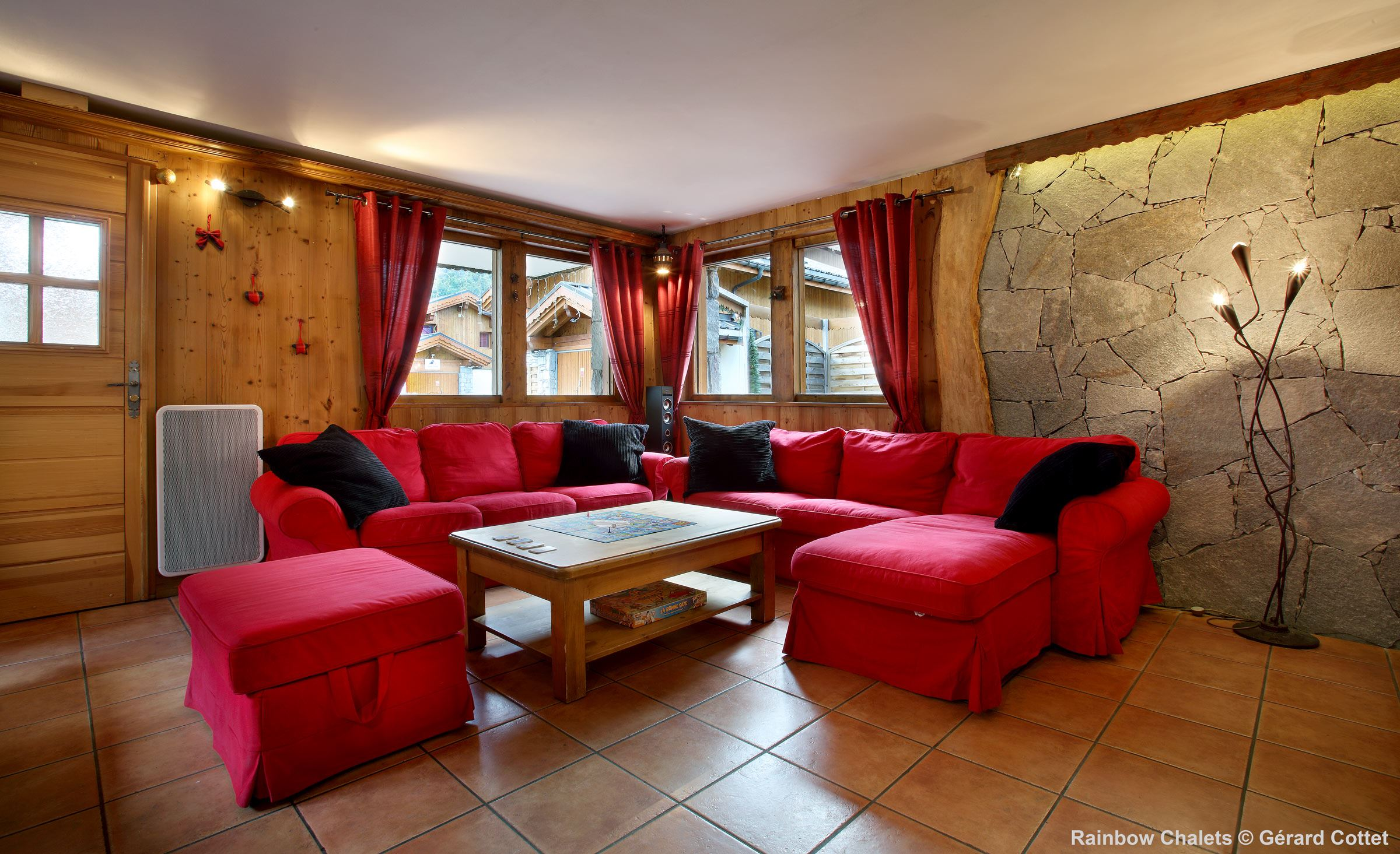 Chalet 10 Rooms 19 Pers / CHALET BLUE