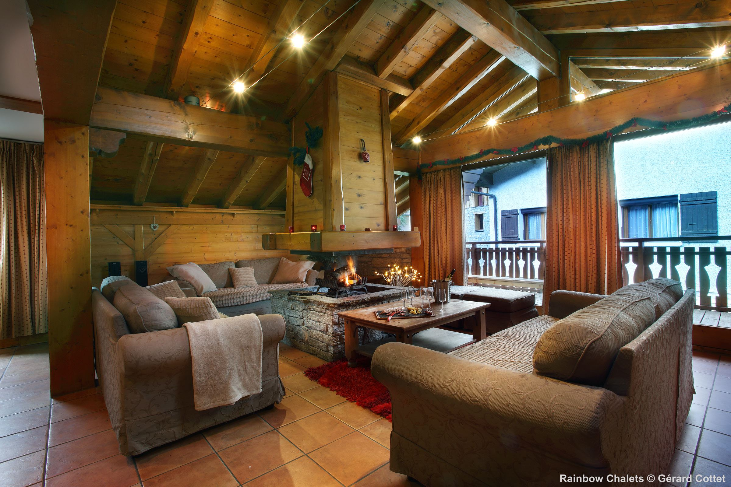 Chalet 13 rooms 20 Pers / CHALET YELLOW
