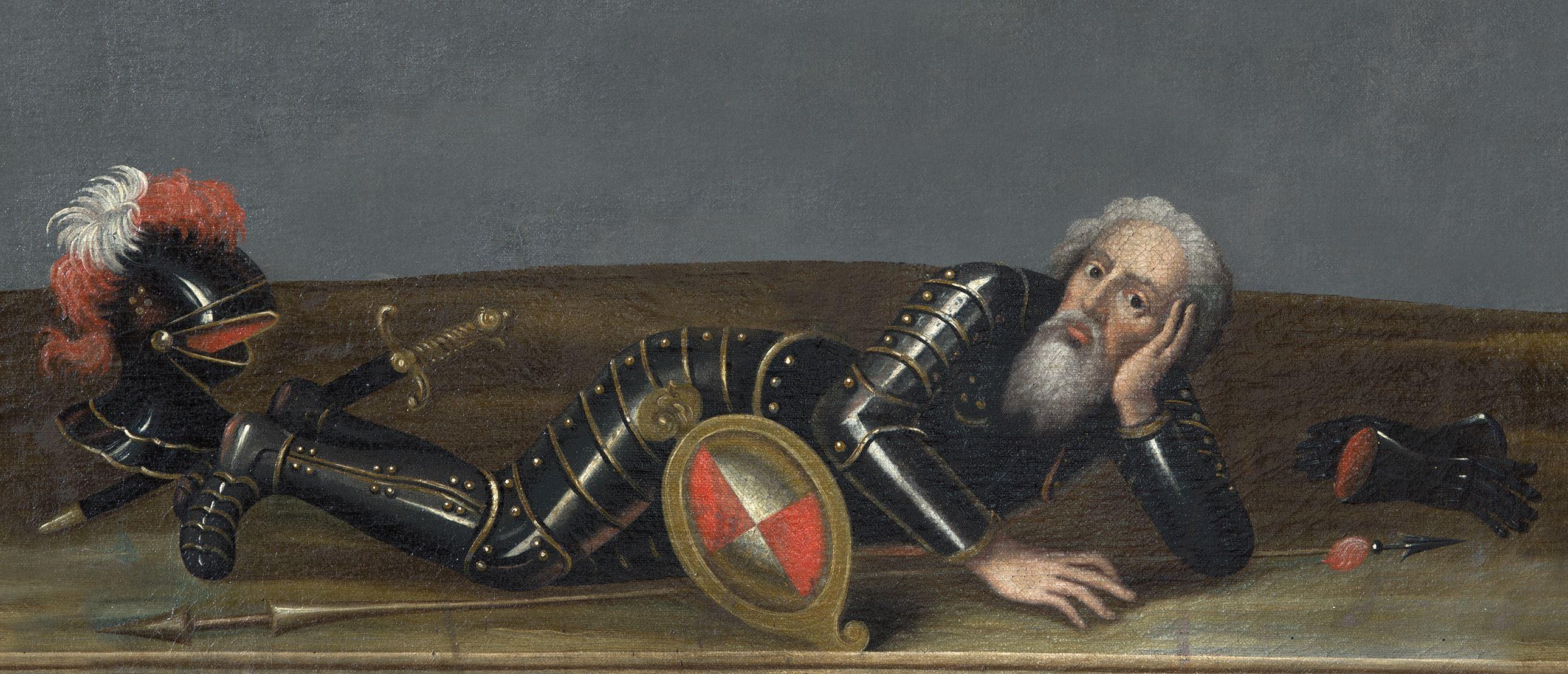 Utställning - Manligt… myter, muskler och mustasch