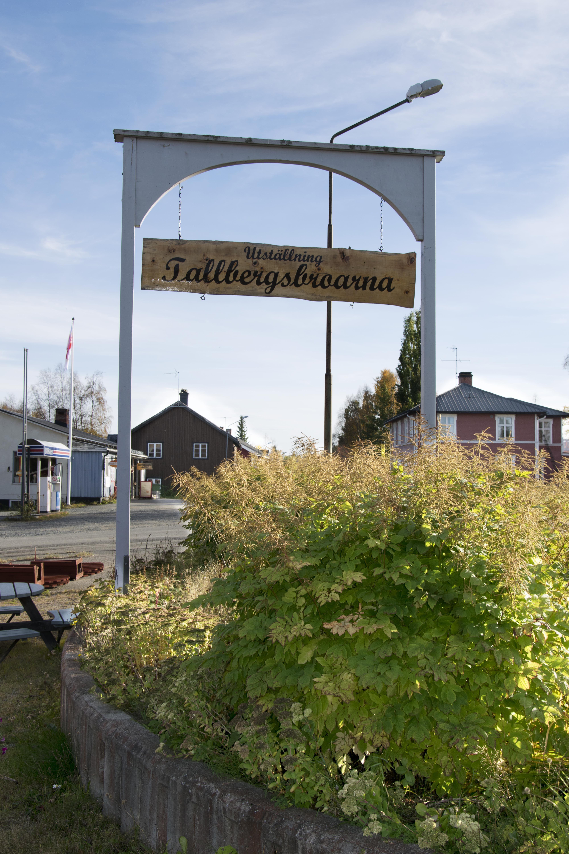 Utställning Tallbergsbroarna