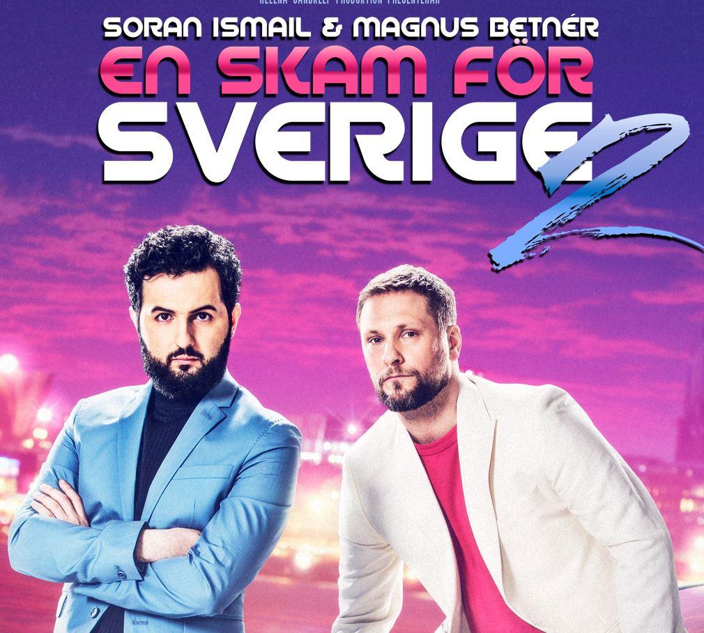 """""""En skam för Sverige 2"""" - Magnus Betnér och Soran Ismail"""