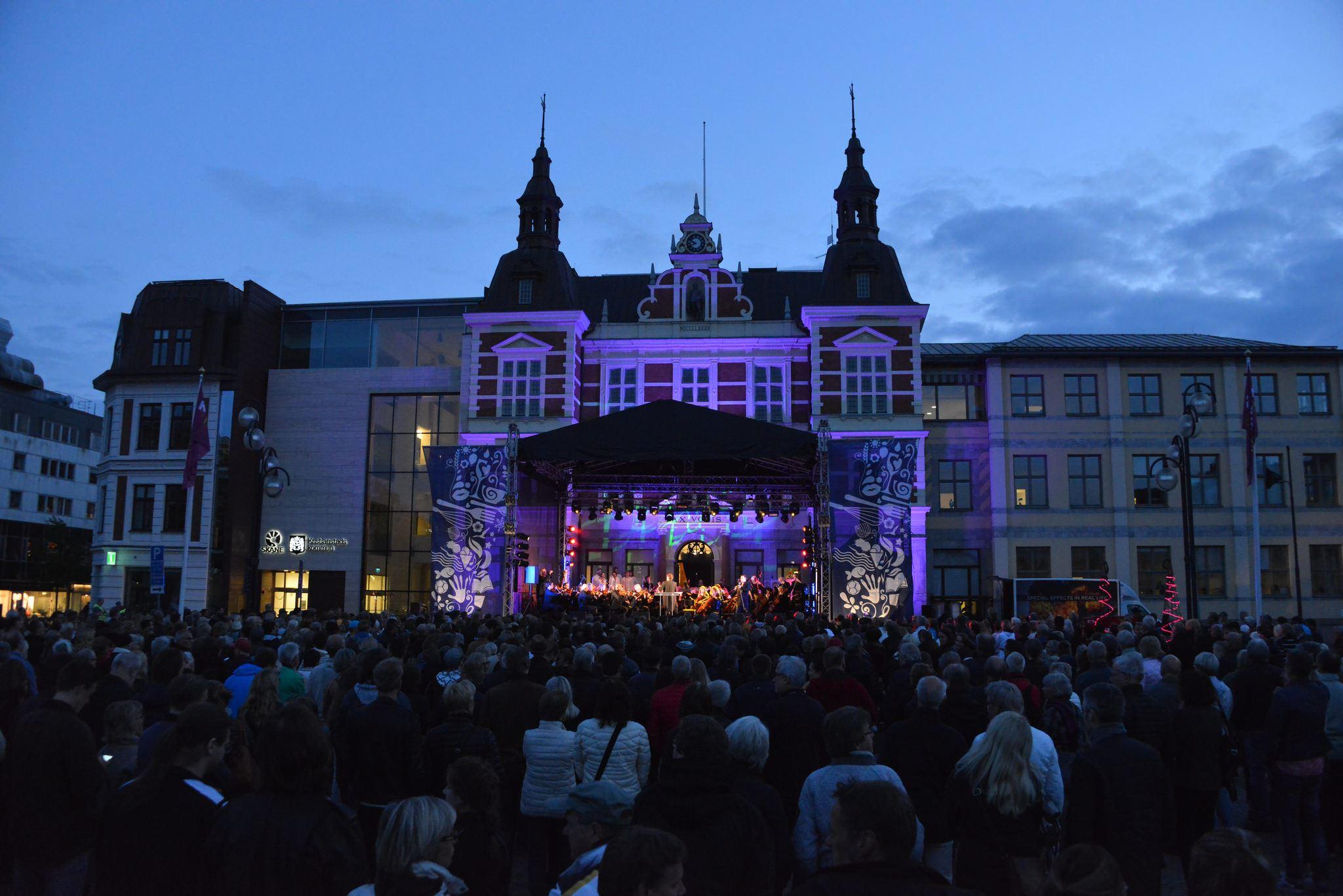 Kulturnatt Kristianstad
