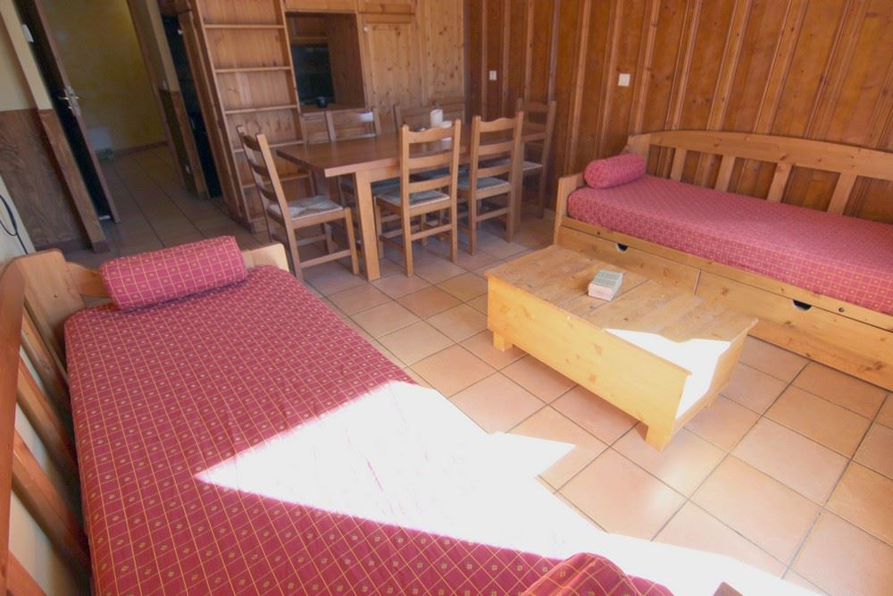 CHALET 6 LES BALCONS 632 / 3 rooms 6 people