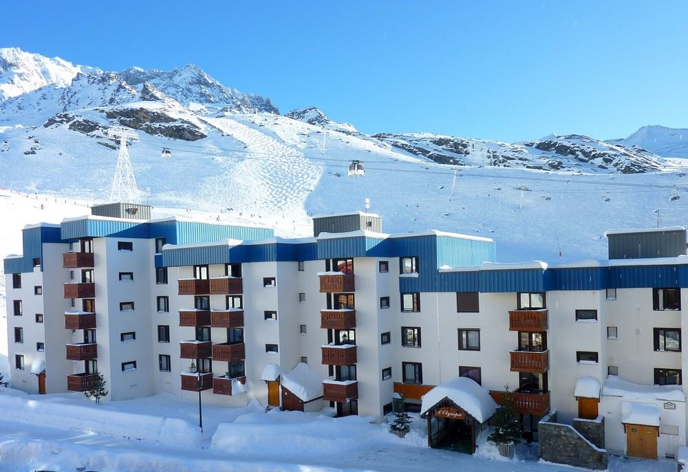 OLYMPIC 314 / 2 ROOMS 4 PERSONS - 4 GOLD SNOWFLAKES - VTI
