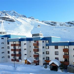 OLYMPIC 314 / APPARTEMENT 2 PIECES 4 PERSONNES - 4 FLOCONS OR - VTI