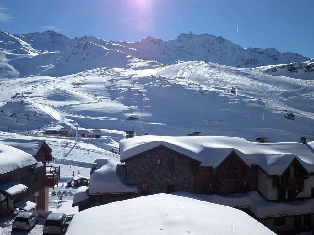 CHALET SELAOU 37 / APARTMENT 5 ROOMS 8 PERSONS - 4 SILVER SNOWFLAKES - VTI