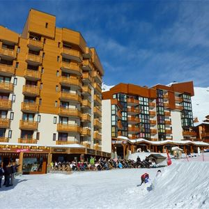 ZENITH 37 / APARTMENT 2 ROOMS 4 PERSONS - 3 GOLD SNOWFLAKES - VTI