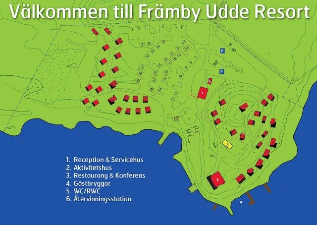 Främby Udde Resort/Cottages