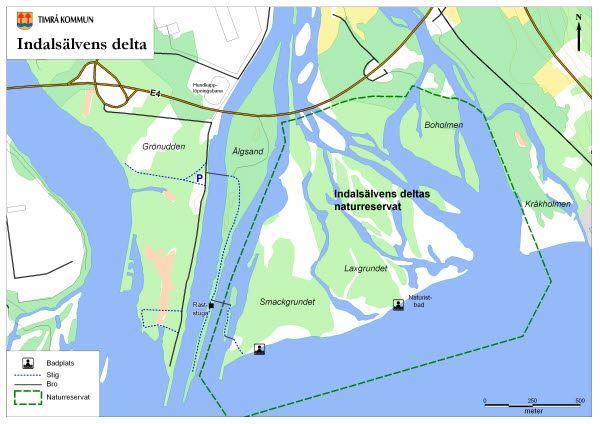 Indalsälvens delta