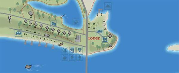 Granö Beckasin Lodge/Ferienhäuser