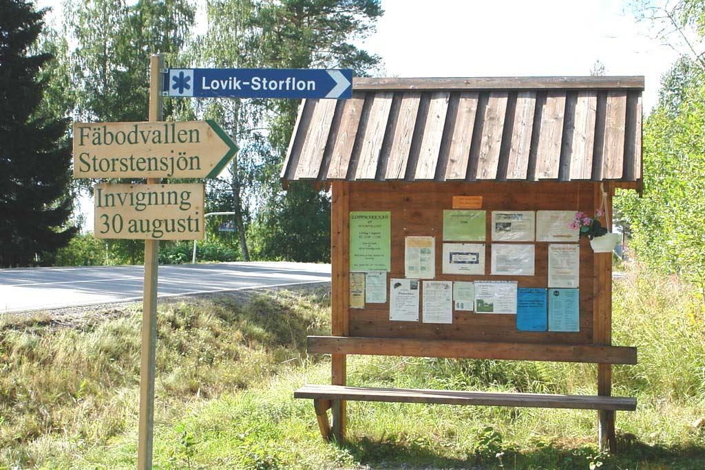 Storstensjöbodarnas Fädbodvall