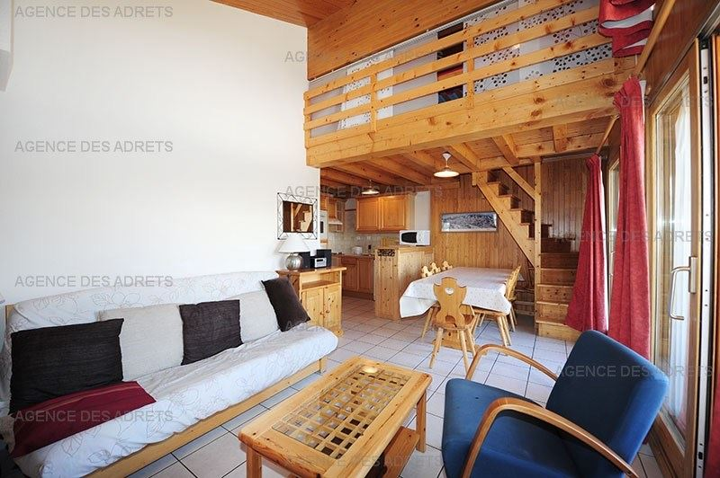 4 Rooms 8 Pers ski-in ski-out / TETRAS LYRE 07