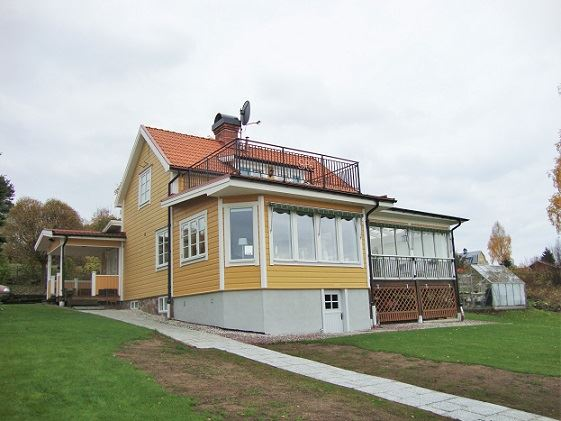 Privathus M236 Norsborgsvägen, Mora-Noret, Mora