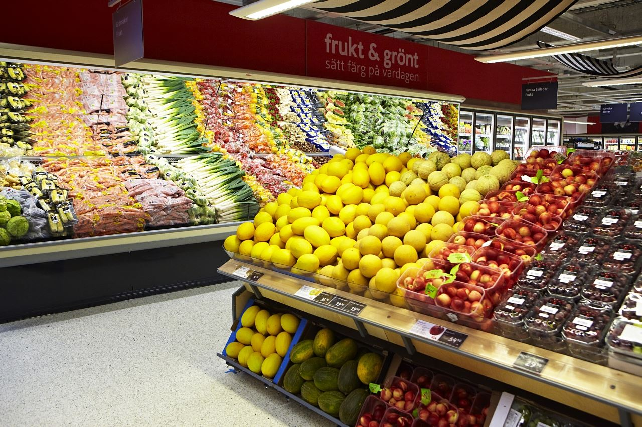 ICA Supermarket Bergsjö,  © ICA Supermarket Bergsjö, ICA Supermarket Bergsjö