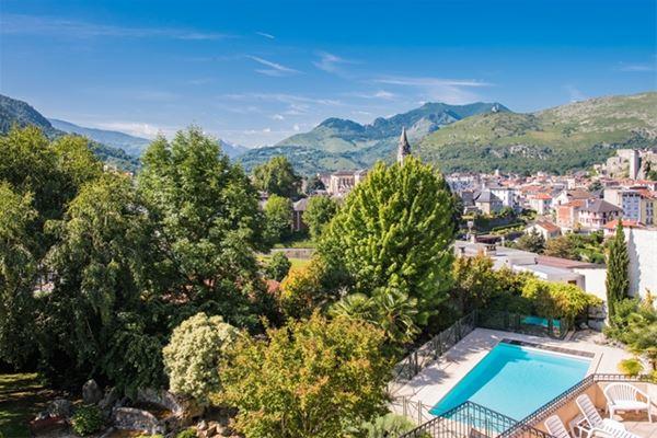 HPH76 - Hôtel de charme de la Belle Epoque au pied des Pyrénées