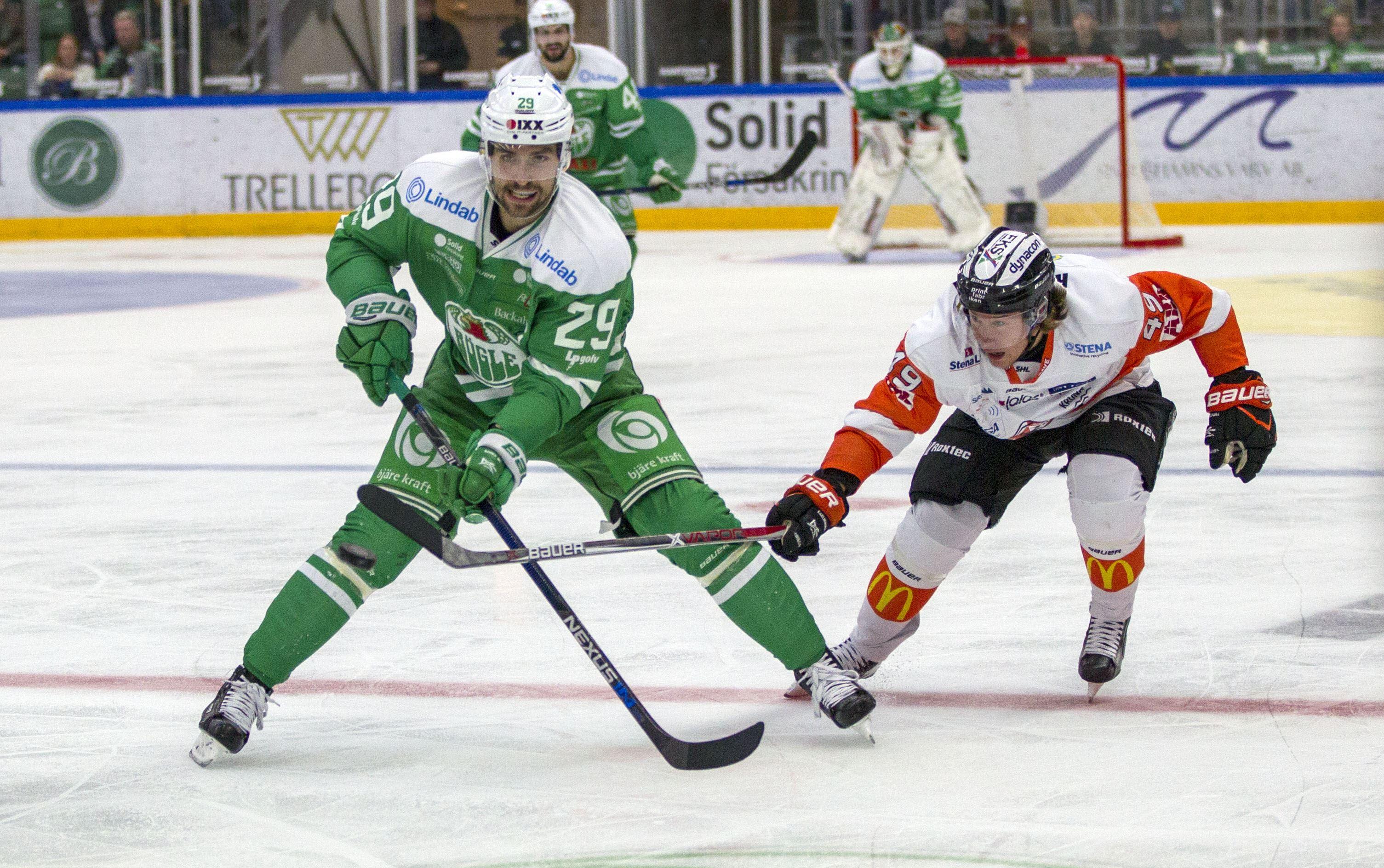 Rögle BK - Örebro Hockey