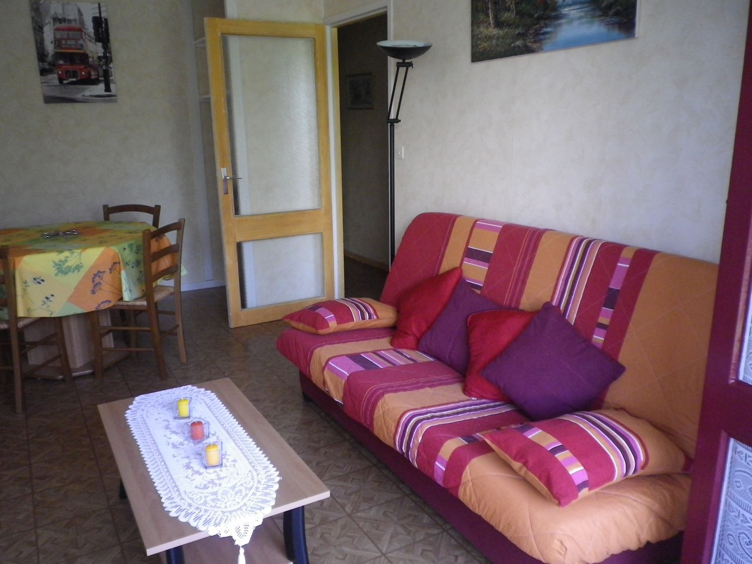 Appartement Lissart - Ref : ANG1203