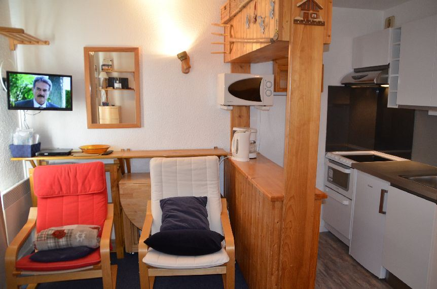 4 Pers Studio cabin ski-in ski-out / SARVAN 803