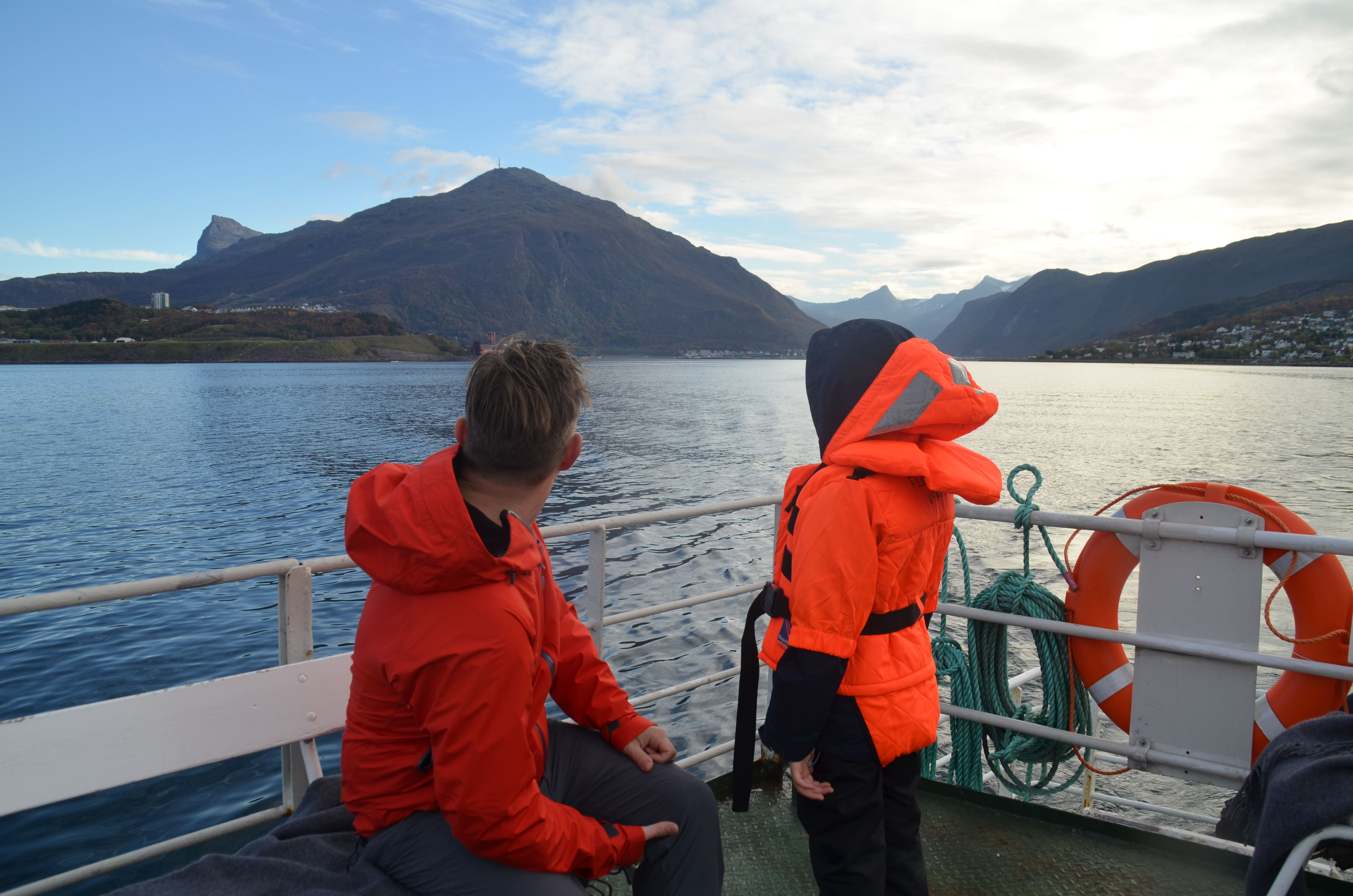 © Visit Narvik, Fjord Cruise in the Arctic Ofot Fjord Summertime