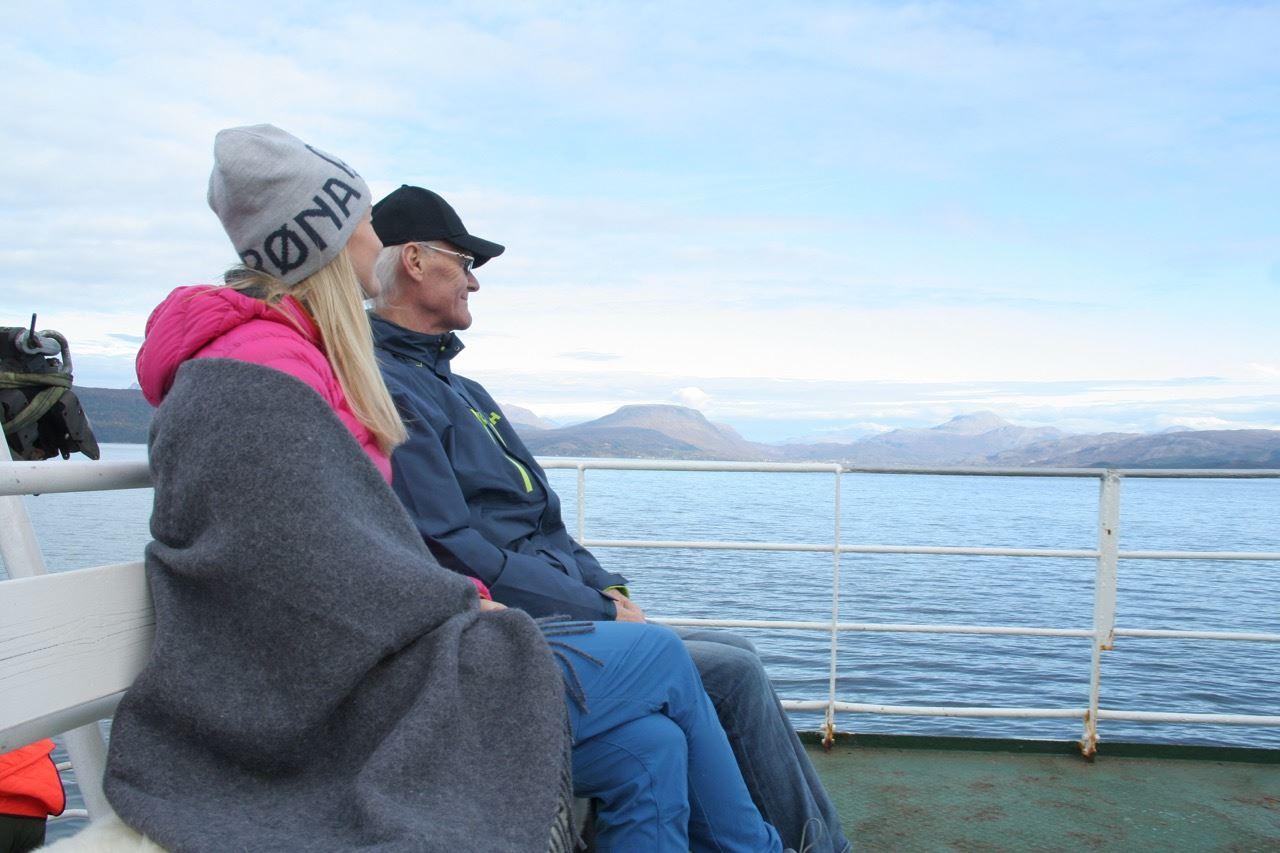 Visit Narvik,  © Visit Narvik, Fjordcruise in the Arctic Ofot Fjord