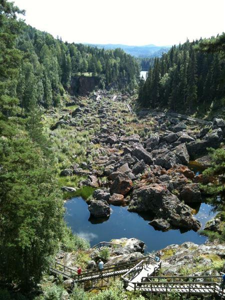 Indalsleden Trail